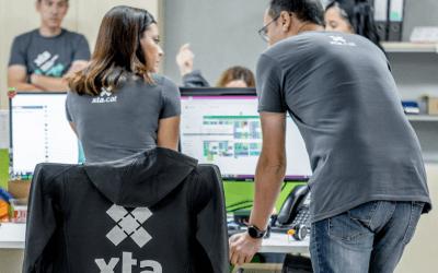 Aquesta setmana s'han incorporat 4 companys a XTA!