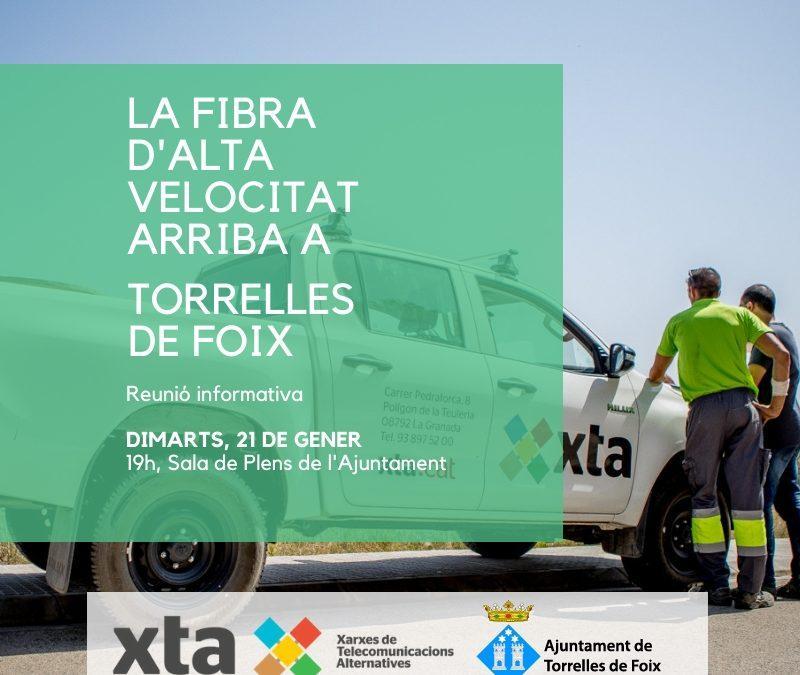 Presentació d'XTA a Torrelles de Foix
