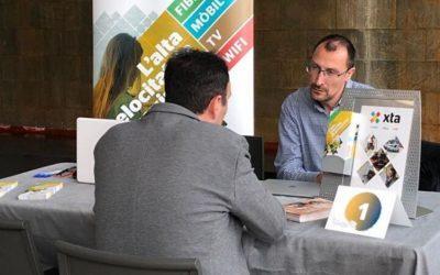 Participem a la 1a Fira d'Ocupació i Emprenedoria del Baix Penedès