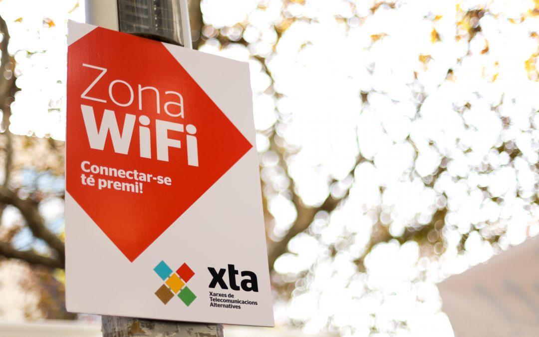 Zona wifi XTA