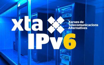 XTA 100% adaptats a l'IPv6